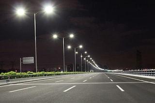 Norvegia, arrivano i lampioni che si illuminano solo quando e dove è necessario