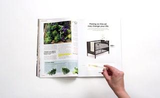 IKEA offre il 50% di sconto sulle culle se sei incinta