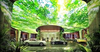 A Dubai apre il primo hotel al mondo con una sua foresta pluviale