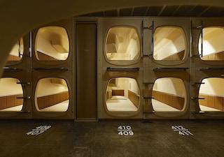 Il Capsula Hotel di Tokyo cambia: preparati ad un'esperienza di soggiorno unica e moderna