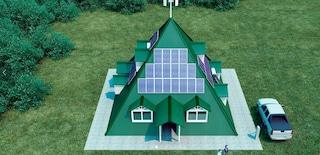 Piramid-All, la casa del futuro che resiste alle catastrofi naturali