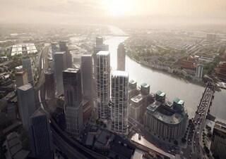 Londra, Zaha Hadid Architects firma il progetto di trasformazione di Vauxhall