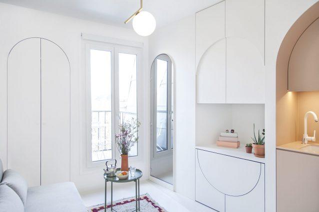 Parigi Una Micro Casa Da 11 Metri Quadrati