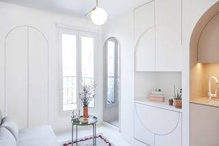 Parigi, una micro casa da 11 metri quadrati
