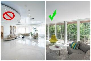 Idee di design per la casa che non sono più di moda
