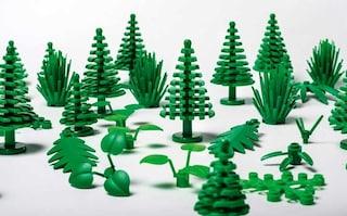 LEGO lancia i mattoni sostenibili fatti di canna di zucchero