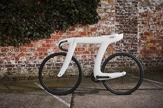 Pi Bike, la prima bici in carbonio a forma di simbolo matematico