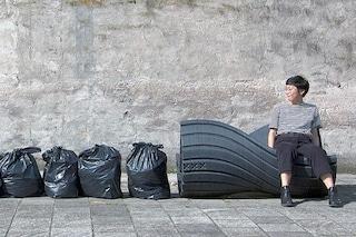 Print your city: i sacchetti di plastica diventano arredi urbani