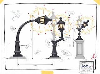 Salone del Mobile 2018: Seletti presenta Cora, la nuova lampada da strada