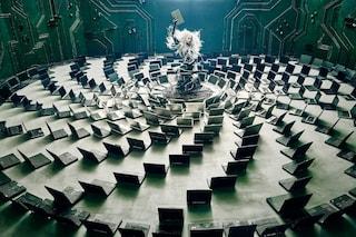 Gli e-waste di Von Wong: quando i rifiuti elettronici diventano opere d'arte
