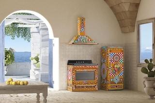 Dolce & Gabbana e Smeg presentano la cucina mediterranea
