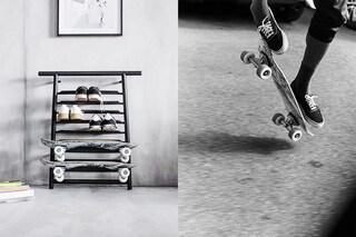IKEA su ruote: ecco la prima collezione di skateboard del colosso svedese