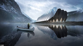 Tetra Hotel, l'albergo più futuristico al mondo