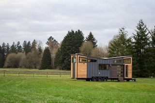 Breezeway, una mini casa di lusso che offre tutti i comfort