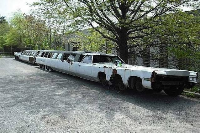 Limousine Con Vasca Da Bagno.Il Triste Destino Della Limousine Piu Lunga Del Mondo