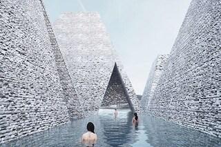 Copenaghen, la piscina pubblica più bizzarra del mondo