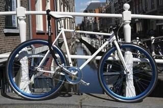 Blulocks, l'unica bicicletta al mondo con lucchetto integrato
