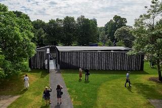 Londra, inaugura il Padiglione della Serpentine Gallery 2018