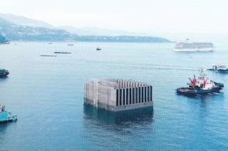 Il futuro del Principato di Monaco: al via l'isola artificiale firmata da Renzo Piano