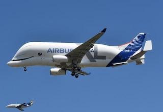 Airbus Beluga XL, l'aereo a forma di balena nel cielo