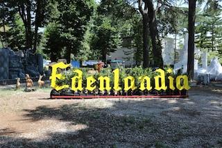 Napoli, riapre Edenlandia: com'è cambiato il più grande parco divertimenti del Sud Italia