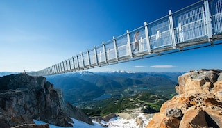 Cloudraker Skybridge, il ponte sospeso più alto d'America