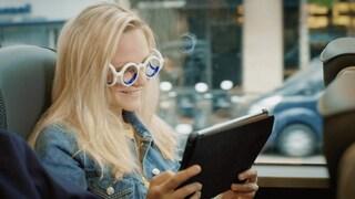 SEETROËN, i primi occhiali contro il mal d'auto di adulti e bambini