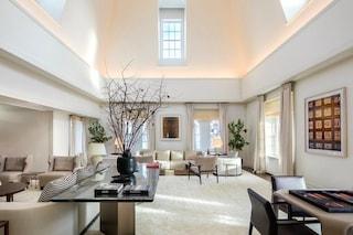 Nella suite più costosa d'America