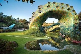 Il nido di Quetzalcoatl, la casa messicana a forma di serpente