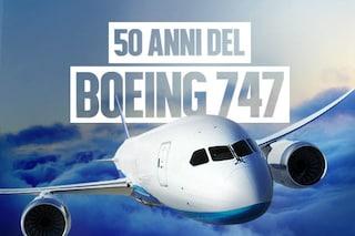 50 anni di Boeing 747, l'aereo più famoso del mondo