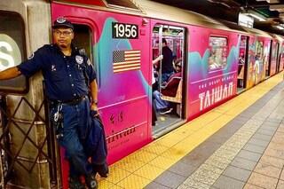 La nuova metropolitana di New York sembra Taiwan