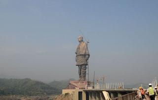 10 cose sulla Statua dell'Unità dell'India, la statua più alta del mondo