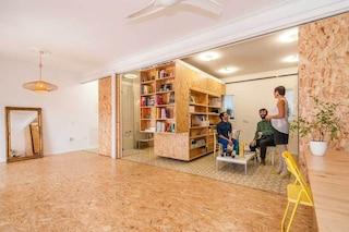 Come rinnovare casa in modo low cost con i pannelli OSB