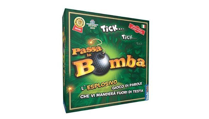 Passa la bomba