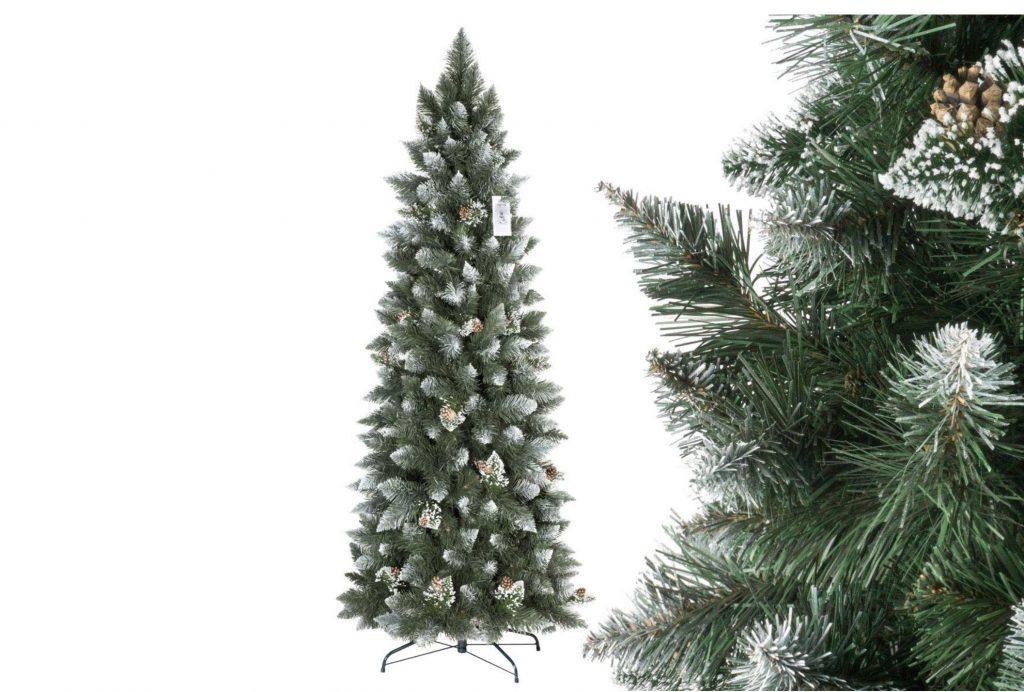 albero di natale slim