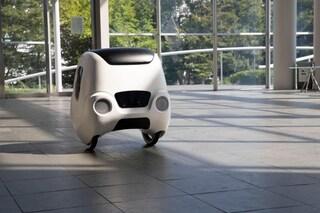 YAPE, il primo veicolo autonomo elettrico per lo urban delivery