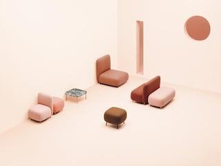 Living Coral, colore Pantone del 2019, a casa e nell'interior design