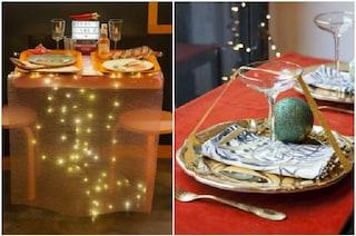 Le tavole di Natale: come apparecchiare per le Feste