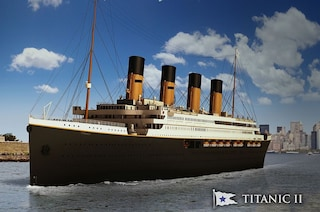 Il nuovo Titanic: ecco perché non affonderà
