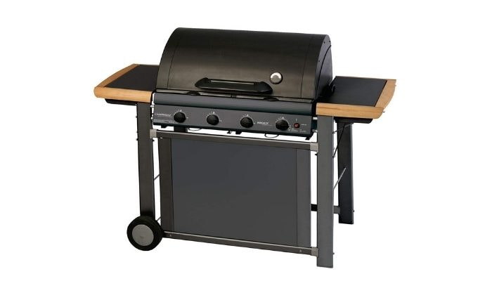 barbecue a gas Campingaz Adelaide 4 Classic Deluxe Extra