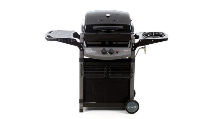 barbecue a gas Sochef Piùsaporillo