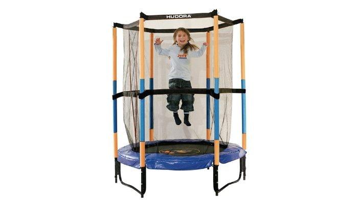 Tappetino elastico per bambini Hudora