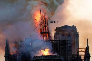 Notre Dame, tutto quello che c'è da sapere sulla guglia crollata