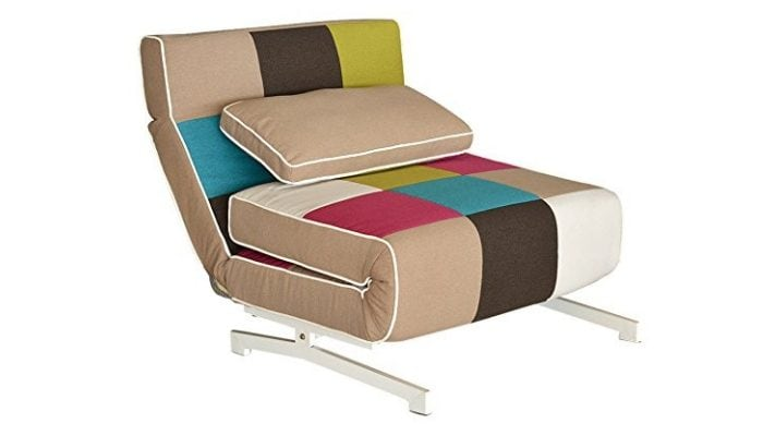Poltrona letto multicolor Tuoni Super