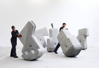 Come spostare pietre da 25 tonnellate con le mani