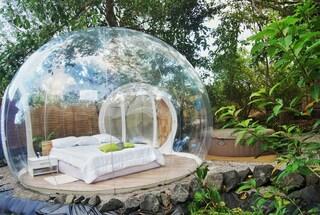 Hotel a forma di bolla: l'ultima tendenza per l'estate 2019