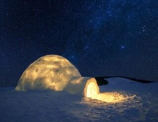 Svizzera, nel villaggio igloo più suggestivo al mondo