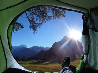 I 10 migliori materassi gonfiabili per il campeggio
