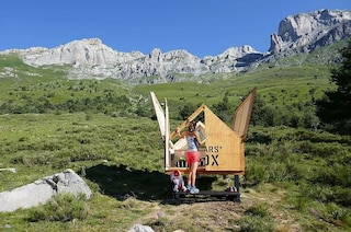 Stars box, il modo innovativo di fare campeggio