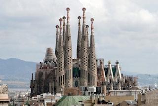La Sagrada Familia sarà completata nel 2026: è arrivato il permesso di fine lavori